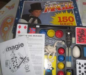 boite de magie pour devenir magicien
