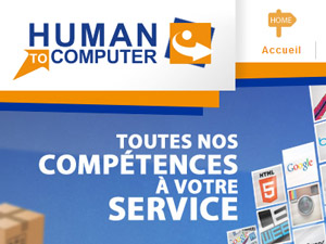 Human to Computer - solutions informatique et internet