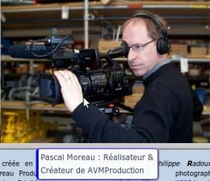 Réalisateur & fondateur AVMProduction : film reportage