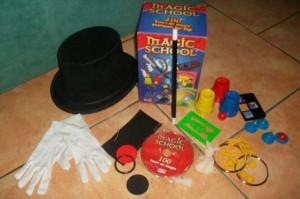 boite de magicien
