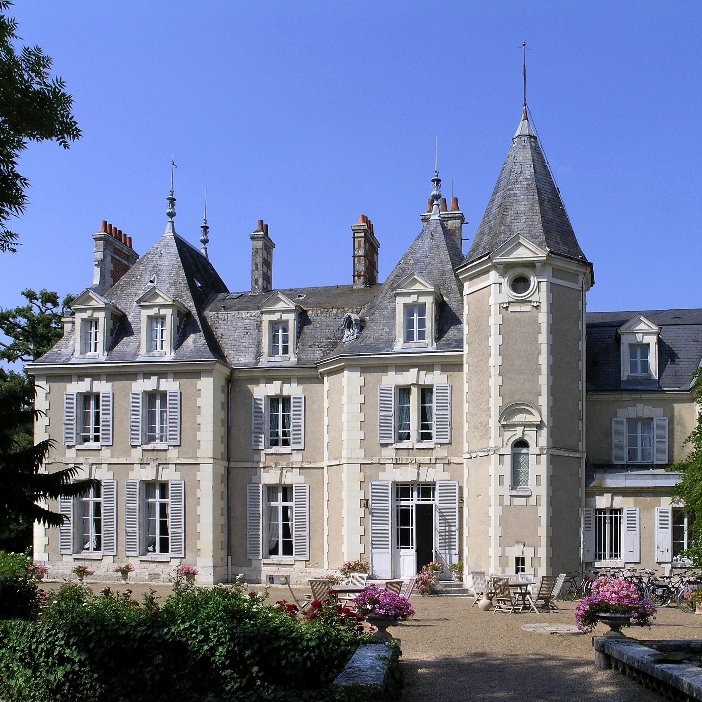 Hotel 4 etoiles chateau du breuil hotel chateaux de la loire for Hotels 4 etoiles