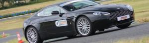 Stage de pilotage en Aston Martin