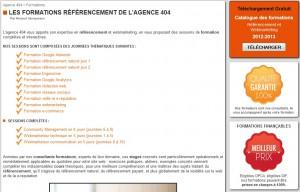 Formation Web à Nantes