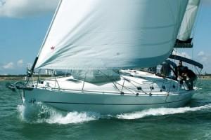 Location d'un voilier Harmony 52