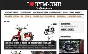 Fanzine SYM-one.com