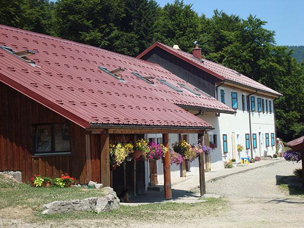 Hébergement Vosges