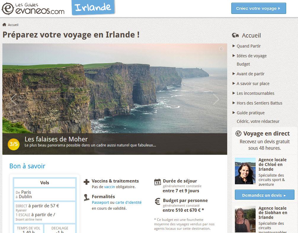 http://www.irlandevoyage.fr/