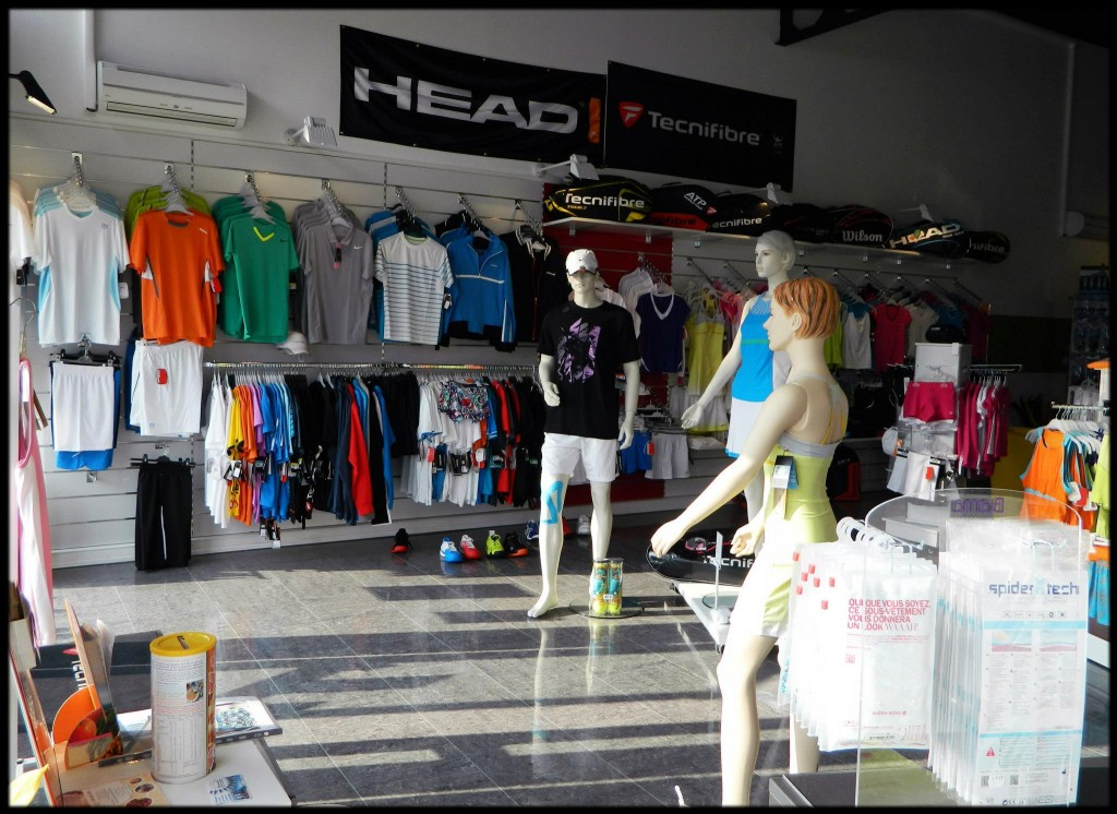 Magasin de sport à Nancy