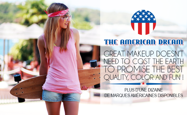 maquillage marque américaine
