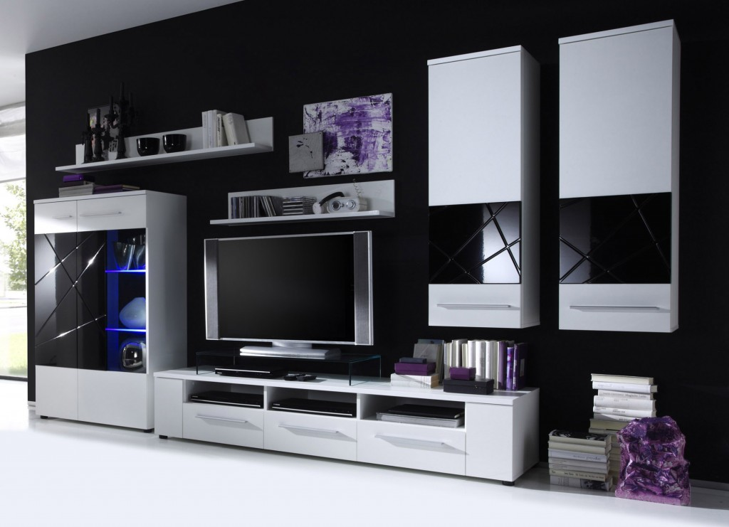 meuble tv design ou moderne votre meuble tv sur cbc. Black Bedroom Furniture Sets. Home Design Ideas