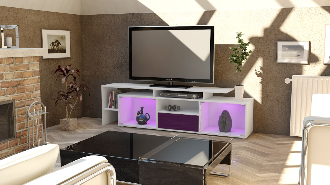 Meuble tv design ou moderne votre meuble tv sur cbc for Meubles design france