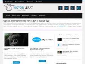 Blog SEO de Victor Lerat