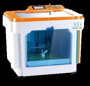 L'imprimante 3D FreeSculpt EX1 vendue par Pearl