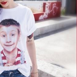 T-shirt fabrication indépendante