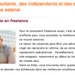 freelance web portage