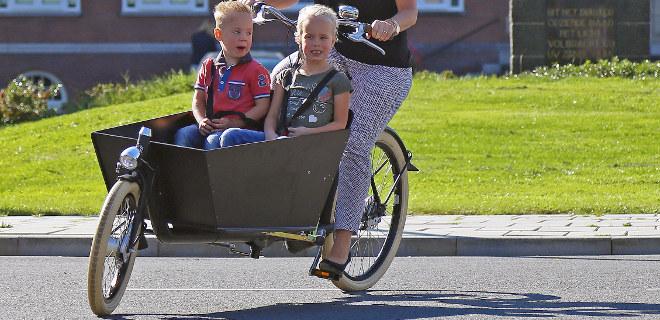 vélos électriques hollandais