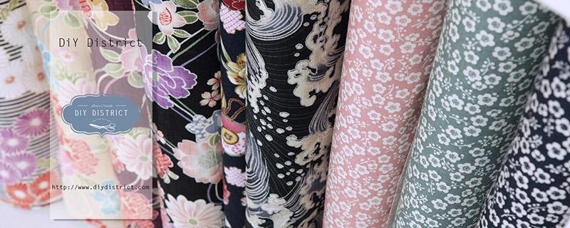 tissu made in china