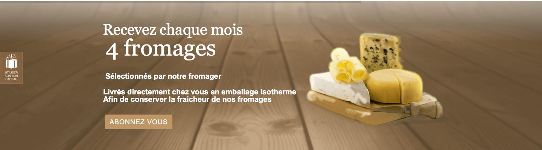 location de fromage en ligne