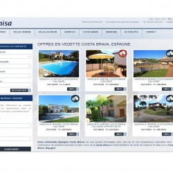 maisons à vendre sur la Costa Brava