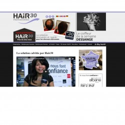 coiffure Hair coiffure