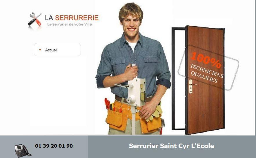 Ville Saint Cyr L  Ef Bf Bdcole