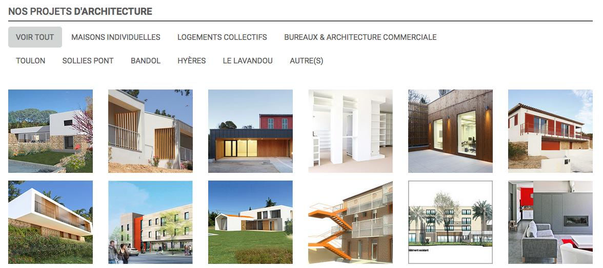 Architecte toulon cabinet dplg votre service - Cabinet d architecture grenoble ...