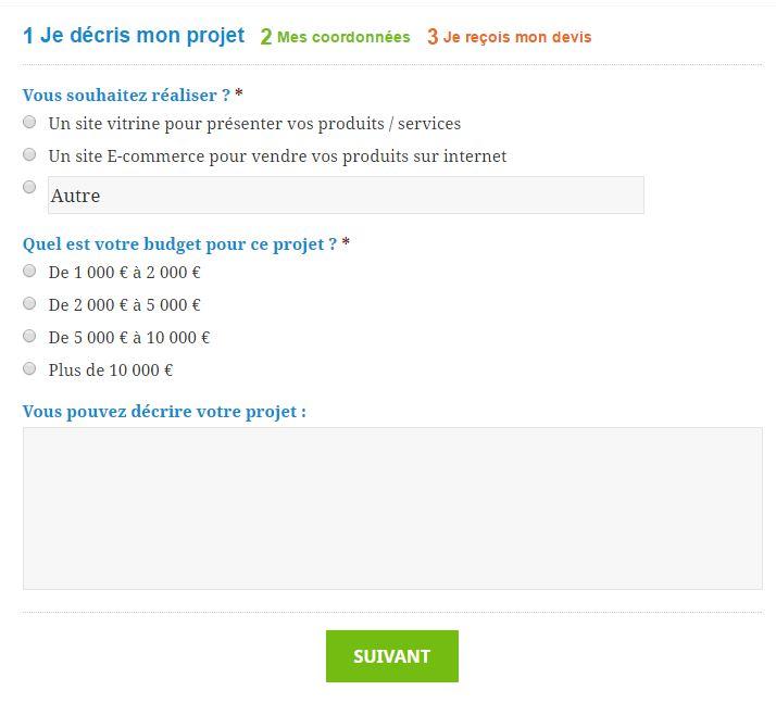 Création site internet Bordeau