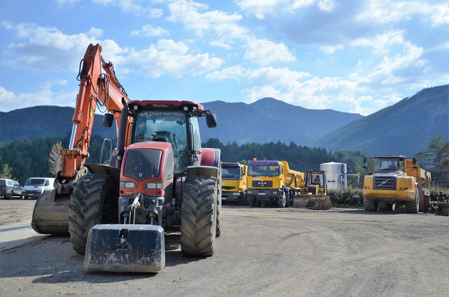 véhicules agricoles TP mécanique lourde