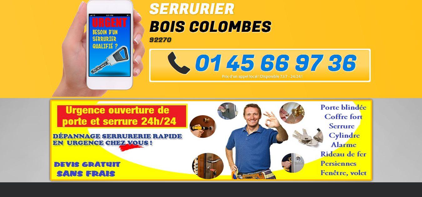 Biblioth?que Bois Colombes : Serrurier-bois-colombes.com: des agents pour la s?curisation de vos