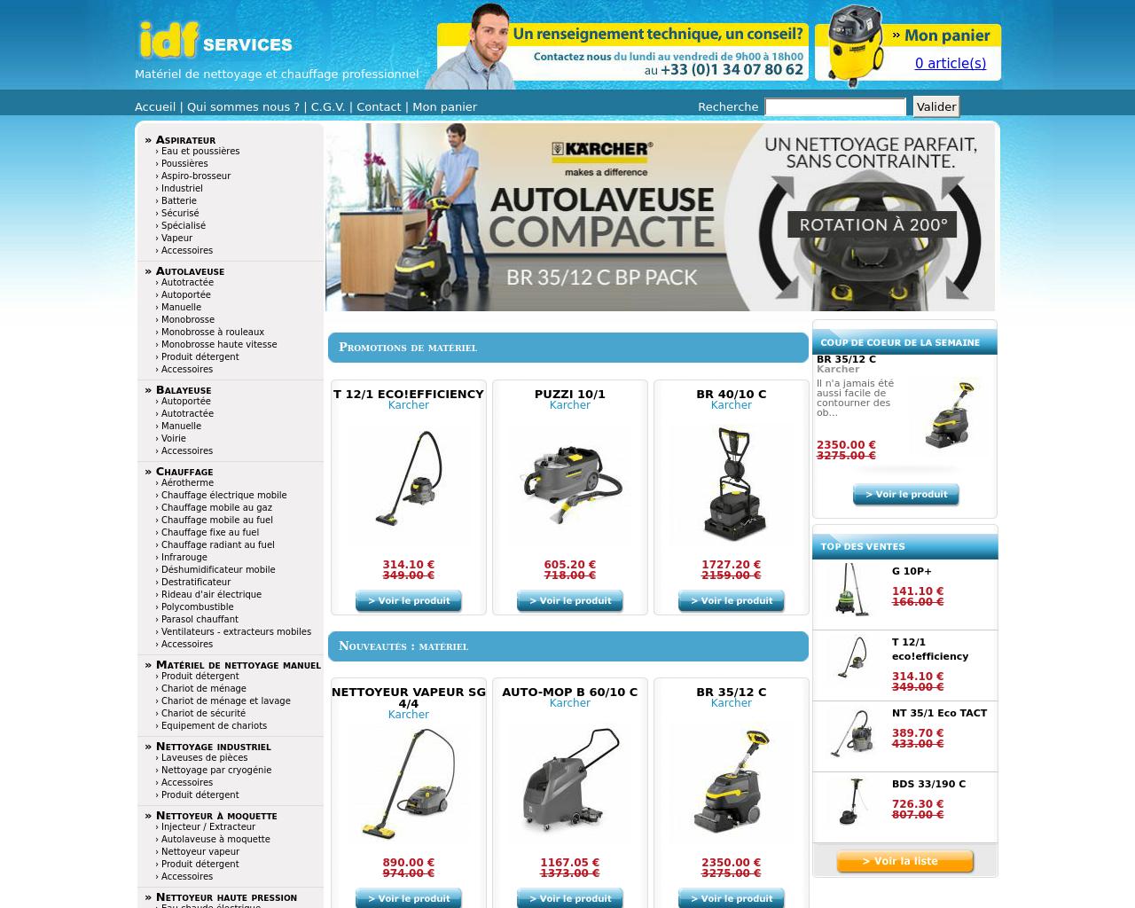Du mat riel professionnel pour un nettoyage de qualit for Materiel professionnel pour garage automobile