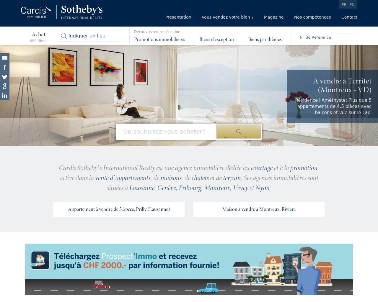 Comment acheter un appartement en suisse annuaire de for Acheter un appartement